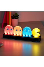 Pac Man and Ghosts Light / Lampe