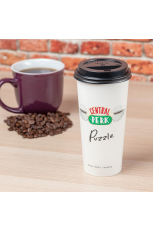 Friends, Cetral Perk Coffe Cup Jigsaw / Puzzle