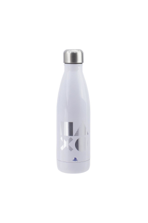 Sony, Playstation PS5 Metal Water Bottle - Metall Trinkflasche