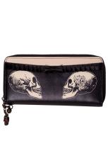 Banned, 2 Skulls Wallet